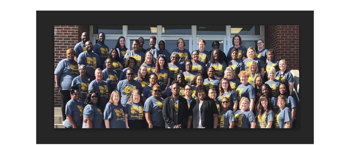 Hunt Elementary School Faculty and Staff 2019-2020